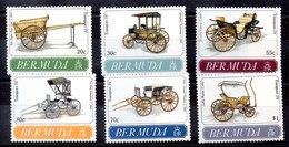 Serie De Bermudas Nº Yvert 592/97 ** - Bermudas
