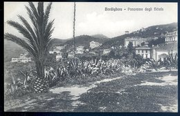 Cpa D' Italie Bordighera Panorama Degli Hôtels     Sept18-04 - Imperia