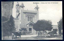 Cpa D' Italie Bordighera Chiesa Dei Frati Di Terrasanta    Sept18-04 - Imperia