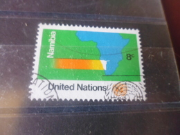 NATIONS UNIES NEW YORK N° 260 - Oblitérés