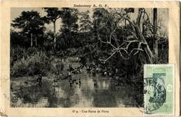 Dahomey Une Partie De Pêche - Dahomey