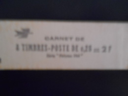 France Carnet , Serie Philatec 1964 - Booklets
