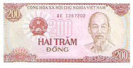 Vietnam - Pick 100 - 200 Dong 1987 - Unc - Vietnam