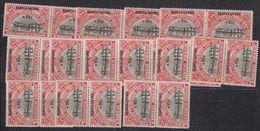 Ruanda-Urundi 1925 Koloniale Veldtochten 13x2w ** Mnh (40618) - Ruanda-Urundi