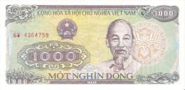 Vietnam - Pick 106 - 1000 Dong 1988 - Unc - Vietnam