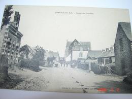 C.P.A. Trans (44) - Route Des Touches - 1910 - SUP (AV 77) - France