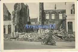Campagne De France 1940 - Boulogne - 2 Juin 40 - Wehrmacht Im Vormarsch - Westfeldzug - Guerre, Militaire