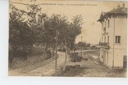 GONFARON - La Coopérative Vinicole - France