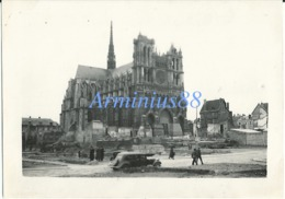 Campagne De France 1940 - Amiens - Wehrmacht Im Vormarsch - Westfeldzug - Guerra, Militari