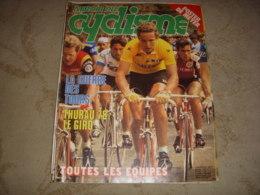 MIROIR Du CYCLISME 246 02.1978 CYCLO CROSS ZWEIFEL THURAU EQUIPES CALENDRIER - Sport