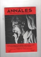 LES ANNALES 04 1969 - JEAN COCTEAU CINEMA - BIOLOGIE JEAN ROSTAND - GERARD DE NERVAL - Journaux - Quotidiens