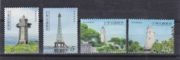 TAIWAN FORMOSE :    Y Et T 3302 à 3305 Phares Neufs XX - 1945-... République De Chine