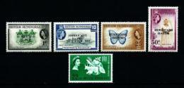 Honduras (Británico)  Nº Yvert  166/9-182  En Nuevo - British Honduras (...-1970)