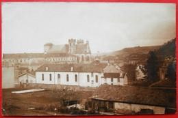 Cpa Photo 55 SAINT MIHIEL Vue Eglise St Michel - Saint Mihiel