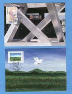 LIECHTENSTEIN - Annata Completa 2000 Maximum Karte - Liechtenstein