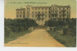 SAINTE MAXIME - Le Grand Hôtel - Sainte-Maxime