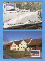 LIECHTENSTEIN - Annata Completa 2004 Maximum Karte - Liechtenstein