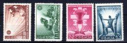 SERBIA 1942 Massoneria - Serbia