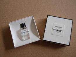 RARE MINIATURE Eau De Parfum GARDENIA Les Exclusifs De CHANEL 4 Ml - Miniatures Modernes (à Partir De 1961)