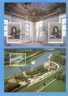 LIECHTENSTEIN - Annata Completa 2006 Maximum Karte - Liechtenstein
