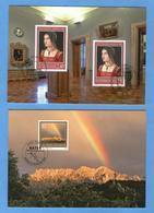 LIECHTENSTEIN - Annata Completa 2007 Maximum Karte - Liechtenstein
