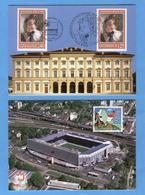 LIECHTENSTEIN - Annata Completa 2008 Maximum Karte - Liechtenstein