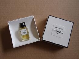 RARE MINIATURE Eau De Parfum SYCOMORE Les Exclusifs De CHANEL 4 Ml - Miniatures Modernes (à Partir De 1961)