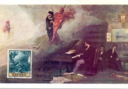 ESPANA  MARIANO FORTUNY  MAXIMUM   1968 (SET180016) - Cartoline Maximum