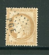 Y&T N°55- PGE - 1871-1875 Ceres