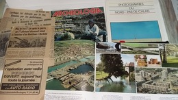 Boulogne Sur Mer, Revues, Photo, Presse, .....  Lot De Livres Revues, Photographie, - Books, Magazines, Comics