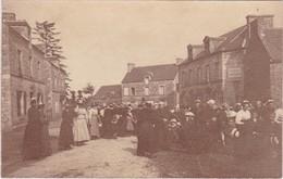 LANGUEDIAS - Centre Bourg Animé - RARE (voir Texte Au Verso) 2 Scannes - France