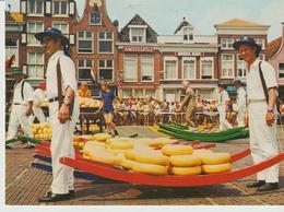215-Mestieri-Portatori Di Caciotte Di Formaggio-Olanda - Paesani