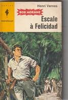BOB MORANE Escale A Felicidad  1964   Marabout Junior Poids 110 Gr - Books, Magazines, Comics