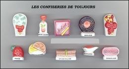 Série Complète - Confiserie De Toujours - 2010 - Charms