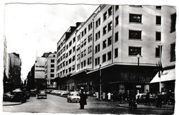 Nantes 1963 - Rue Du Calvaire - Galeries Lafayette & Aux Dames De France - Nantes