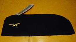 INSIGNE CHAROGNARD SUR BERET DE L'ARMEE DE L'AIR FRANCAISE ,TAILLE 59 , FABRICATION FRANCAISE PAR PAUL BOYE , NEUF AVEC - Armée De L'air