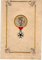 VP12.977 - Menu - PARIS 1928 - Hôtel LUTETIA Signé Harry BAUR - M. RENAUD - FURN - Marcel ? &  ? - Menus