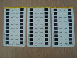LOT DE 3 CARTES STEREOSCOPIQUES BRETAGNE BELLE-ILE-EN-MER 438/439/440 - Stereoskope - Stereobetrachter