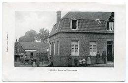 62 : ELNES - ROUTE DE THEROUANNE - France