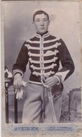CDV Messiaen Tournai Soldat Militaire Belge - Photos