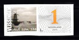 Nederland Persoonlijke Zegel , Vlissingen, Mill, Bedrijfspostzegel - Period 2013-... (Willem-Alexander)