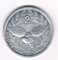 2 FRANCS 1995 NIEUW CALEDONIE /5845/ - New Caledonia