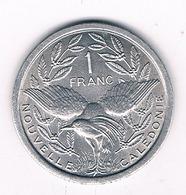 1 FRANC  1977 NIEUW CALEDONIE /5846/ - New Caledonia