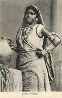 Trinidad, B.W.I., Coolie Woman, Necklace Nose Piercing, Jewelry (1910s) Postcard - Trinidad