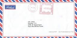 "Zimbabwe 2007 Bindura Meter Hasler ""Mailmaster"" HAS 267 EMA Cover. Unreported - Zimbabwe (1980-...)"