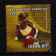 MOZAMBIQUE   N°  1565 * *  ( Cote 2.25e )  Tennis - Tennis