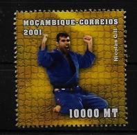 MOZAMBIQUE   N°  1560 * *  ( Cote 2.25e )  Judo - Judo