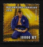MOZAMBIQUE   N°  1562 * *  ( Cote 2.25e )  Judo - Judo