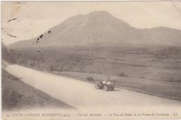 Coupe Gordon-Bennett, Circuit Michelin, Le Puy De Dôme Et La Plaine De Laschamp - Autres