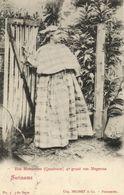 Suriname, PARAMARIBO, Mestizo Woman In Traditional Dress (1899) Postcard - Surinam